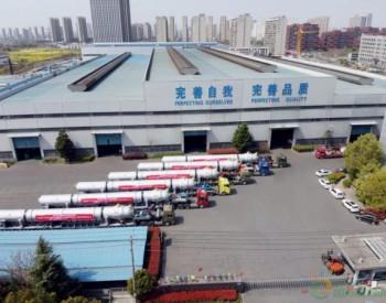 内蒙古乌拉特中旗槽式100MW<em>光热</em>发电项目6台油盐换热器顺利完工交付