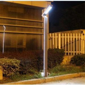 光谷-邯郸 太阳能景观灯 庭院灯厂家直销 LED型材景观灯