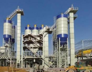 安徽合肥预拌砂浆行业逐步实现节能减排标准化管理全覆盖