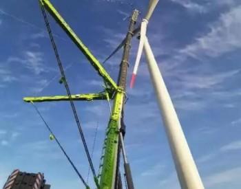 中联重科ZAT8000全地面起重机 精准助力湖南雪峰山风电项目
