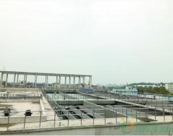 江苏省南京市铁北污水处理厂三期将试运行