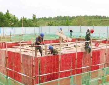 江西万安县集镇集中生活污水处理工程已全面复工