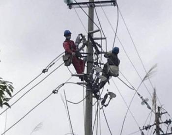 全力防范<em>自然灾害</em>,广西柳州供电部门保障用电安全