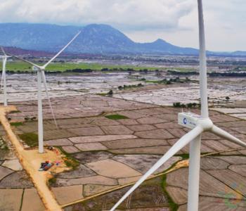 獨家翻譯 | 40MW!通用電氣為越南風電場提供Cypress風機