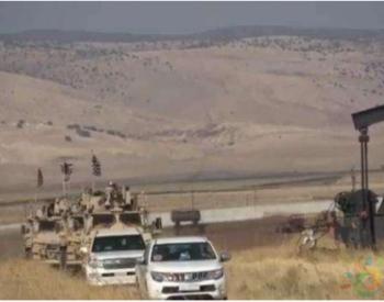 美军也有怂的时候?叙军一夜之间抢回产油区,巴沙尔获决定性胜利
