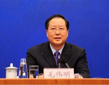 毛伟明:推动构建全球能源互联网重要倡议落