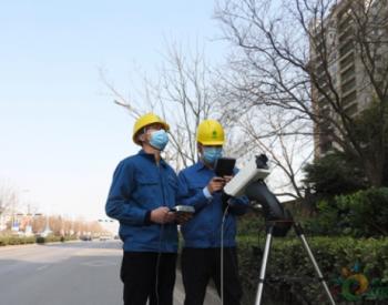 山东胶州供电公司:开展春季输电线路隐患排查治理工作