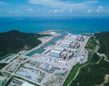 国家核安全局通报阳江核电厂因海洋生物导致停堆事件
