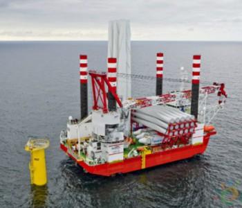 独家翻译|140MW!Seajacks获日本风机基础安装合同