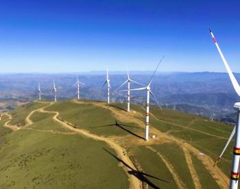 102MW!大唐四川广元风电风机基础垫层浇筑完成
