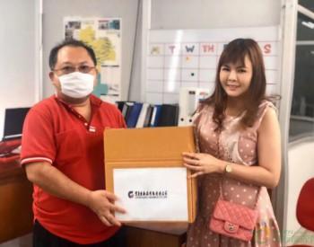 中国船舶<em>重齿公司</em>与多个国家的合作伙伴携手抗疫