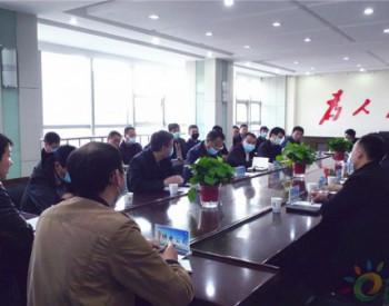 陕西省黄龙县加快风电送出工程项目建设脚步