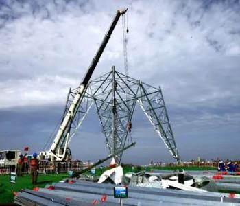 <em>湖北</em>省开工首个重大能源项目:<em>湖北</em>段特高压直流工程境内投资60亿元年投产后年接收400...