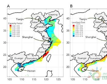 中国<em>海上</em>风电场或能为沿海地区供电