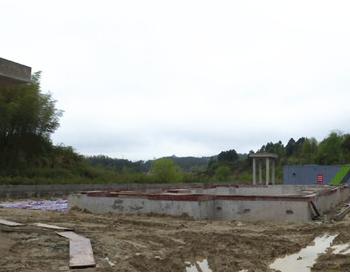 日处理千吨,湖南省岳阳市詹桥镇污水处理厂有望今年6月底投入使用