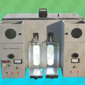 JF6536E石油产品蒸馏测定器(前置式双管)