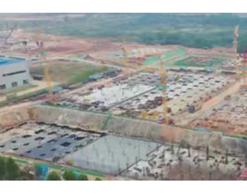湖南望城500千伏变电站建设已完成70%今年6月将投入使用
