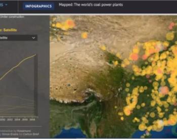 中国煤电装机地图:近20年来平均年增8.9%