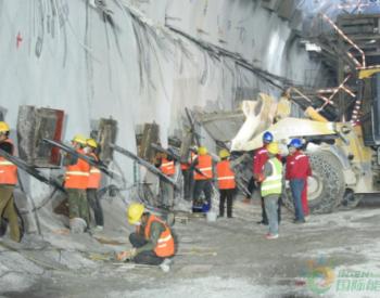 """双江口电站:让世界第一高坝建设跑出""""加速度"""""""