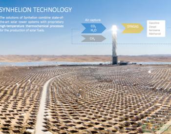 基于聚光集热技术的太阳能航空燃料项目正加速推进,2022年或实现销售
