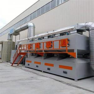 废气处理设备异化定制需求
