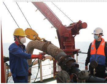 海南海事五项举措助推保税燃油供应基地建设