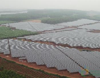 中国能建广东火电承建广东能源火炬光伏EPC项目并网
