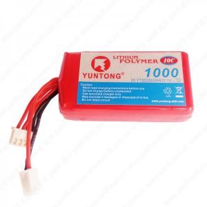 教学机器人锂电池503560 11.1V 1100mAh