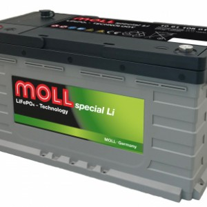 德国MOLL蓄电池Special Li系列LiFePO4价格