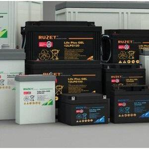 路盛RUZET蓄电池6LPA15012/150荆门代理商