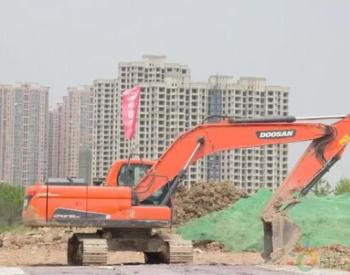 湖北武汉控股稳投资保民生 污水处理建设全面复工
