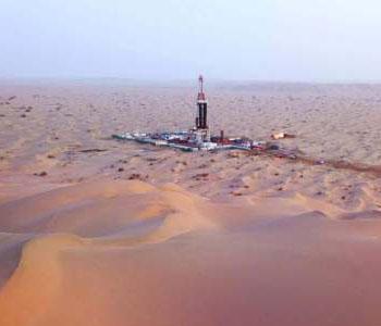 塔里木发现石油储量逾2亿吨断裂带