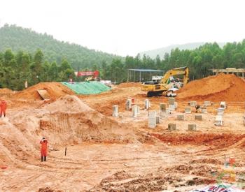 粵西天然氣主干管網陽江—江門干線項目臺山段追補進程