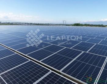丽瀑能源5兆瓦越南胡志明市太阳能电站项目正式并网运营