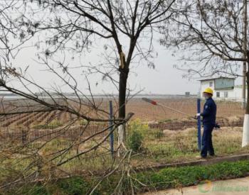 陕西咸阳供电公司缓解树线矛盾确保高压<em>输电</em>线路可靠运行