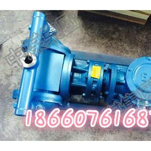隔膜泵  DBY-25电动隔膜泵 气动隔膜泵
