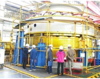 西藏苏洼龙水电站首台导水机构通过验收