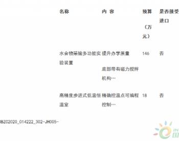 招标|北京石油化工学院科研平台-深海<em>天然气水合物</em>经济采输研究平台公开招标公告