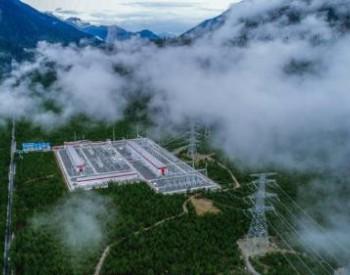 广东梅州<em>抽水蓄能电站</em>地下厂房开挖完成