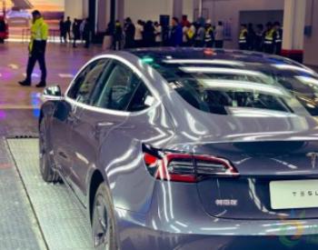特斯拉汽车在中国销量回升