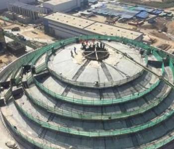 """73.98米!中核集团""""华龙一号""""海外首堆建造新高度"""