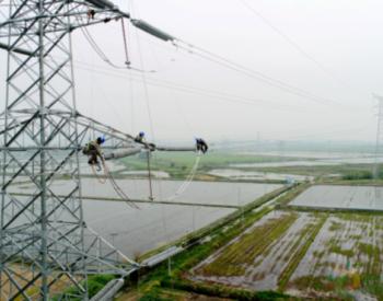 安徽<em>合肥供电公司</em>:保障国家重点项目供电工程建设