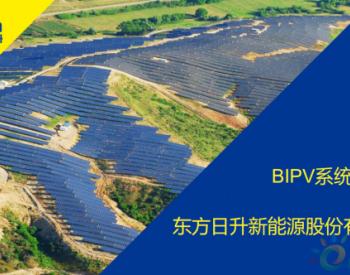 东方日升全球市场总监庄英宏:异质结电池BIPV解决方案是未来发展方向