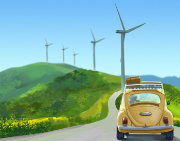 通用汽车日产公司推出的新型电动汽车 以解决全球电动汽车销售缓慢的问题