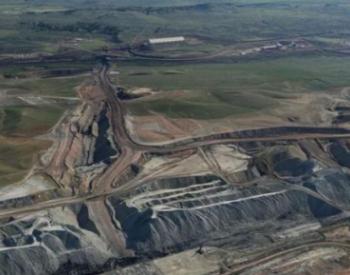 """<em>美国</em>""""最大""""煤矿,面积达18万平方千米,年<em>产量</em>4亿吨!"""