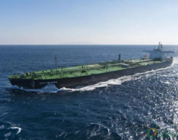 日本住友重工获一艘LNG动力油轮