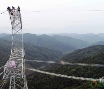 保重大工程|南方电网约13万人奋战基建一线