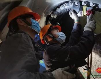 龙源云南百山风电场完成叶片轴承螺栓力矩检查