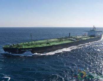 住友重工获一艘LNG动力<em>阿芙拉型油船</em>订单