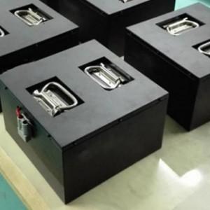48V30Ah   电动牵引车锂电池定制CAN通信